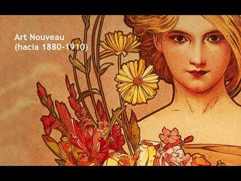 Belle Epoque Y Art Nouveau