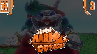 Super Mario Odyssey [E10+] | Part 3 [Blind] | Look at the size of that thing! | The Collective