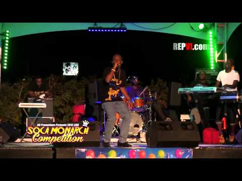 Sisa - VI Style, Lime 2015 Groovy Soca Monarch Competition