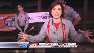 Stihl Timber Sport Competition Preview