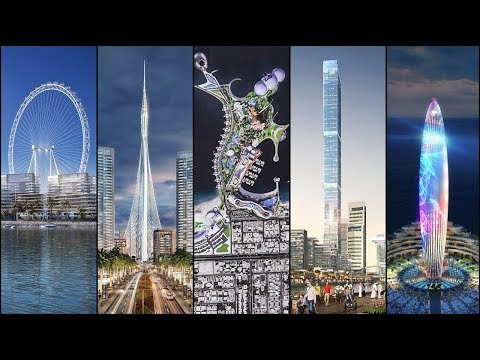 Dubai Mega Projects | Top 5 | Azhar vlogs
