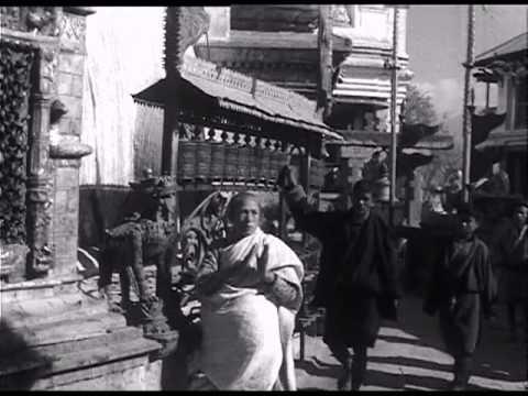 79 - Nepal, Gurkha, 1957. B&W, audio