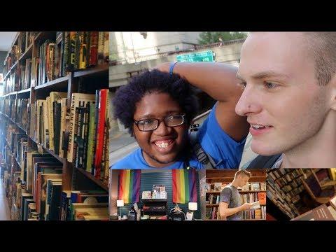 6 BOOKSTORES IN 1 DAY   CHICAGO BOOKSTORE CRAWL