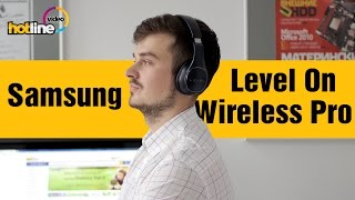 Samsung Level On Wireless Pro (EO-PN920) ‒ обзор bluetooth-гарнитуры
