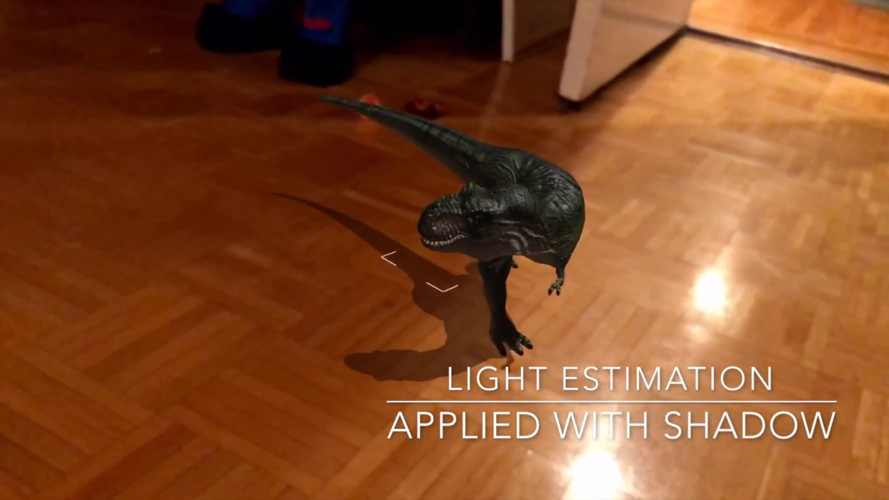Lighting and Shadows in Augmented Reality - Jason Marziani