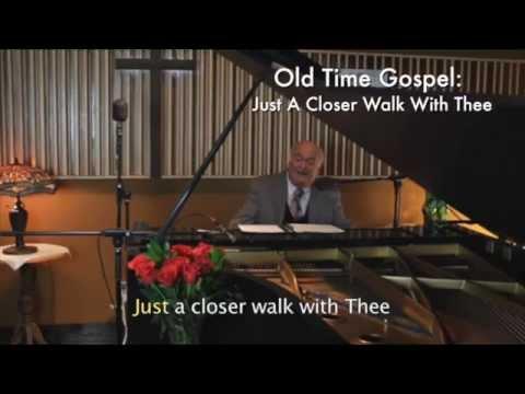 Sing Alongs For Seniors, Sing Along Gospel Songs