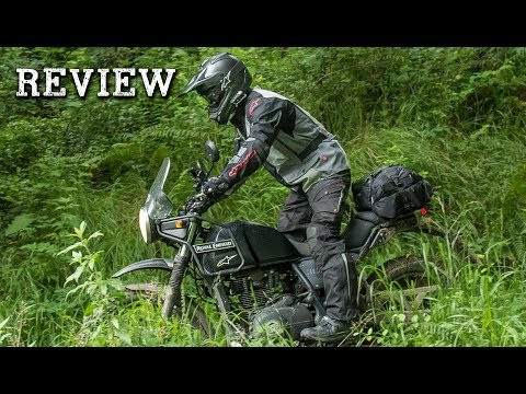 Royal Enfield Himalayan / MotoGeo Review