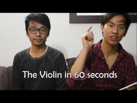 Learn To Play The Violin In Minute