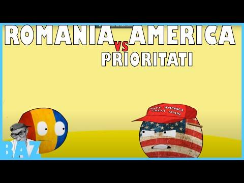 Romania vs AMERICA