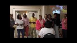 One Nation Under A Groove 2012 Gospel Chorus