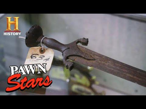 Pawn Stars: Rick Restores a Moorish Pulwar Sword (Season 16) | History