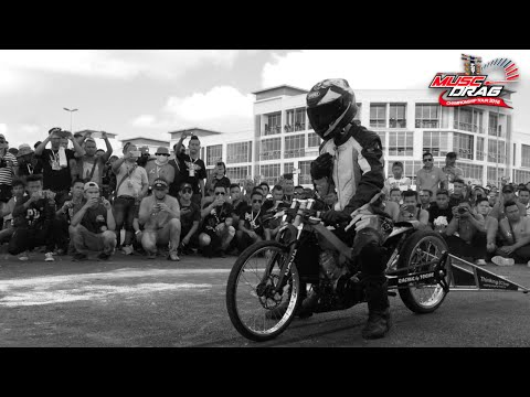 Casper Racing Team (Greece) Live In Malaysia MUSC Drag Racing 2016