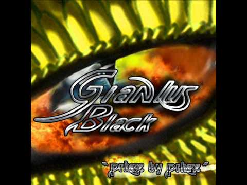 Gianlus Black -Barbara Ann