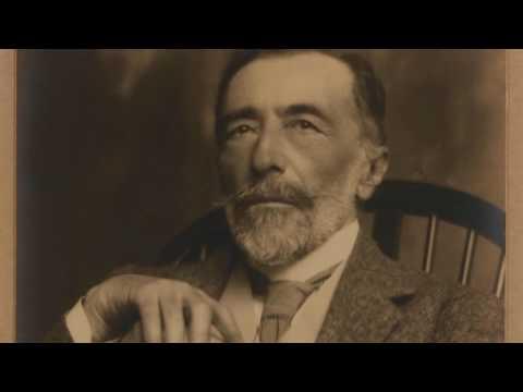 Sob o olhar de Joseph Conrad