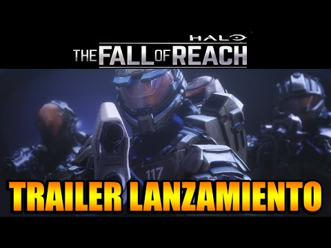 Halo: La Caída de Reach Serie Trailer de Lanzamiento   Oficial