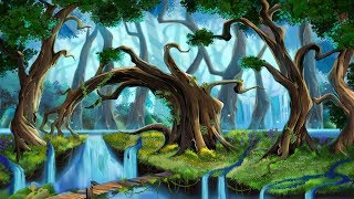 Fantasy Music - Waterfall Town
