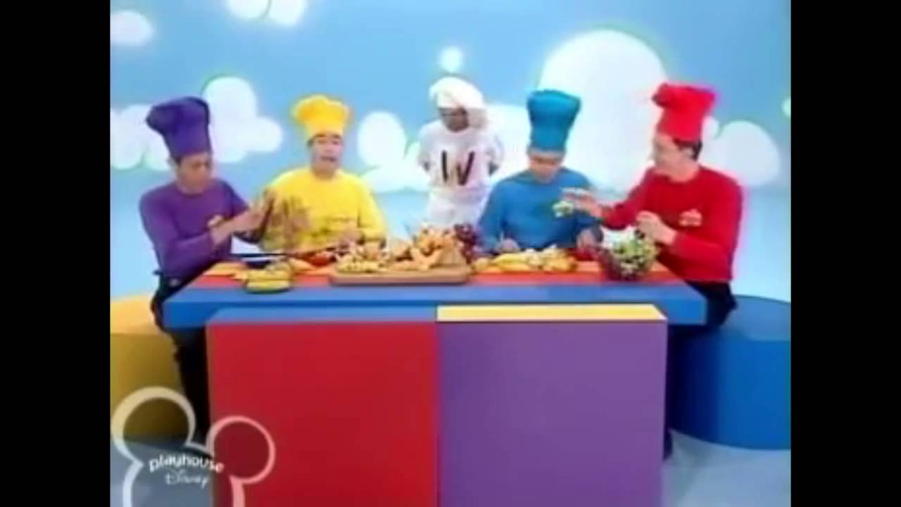Fruit Salad - The Wiggles (Edited) - YouTube
