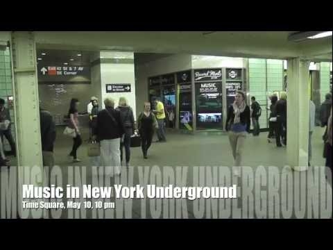 Live Music in New York City Time Square
