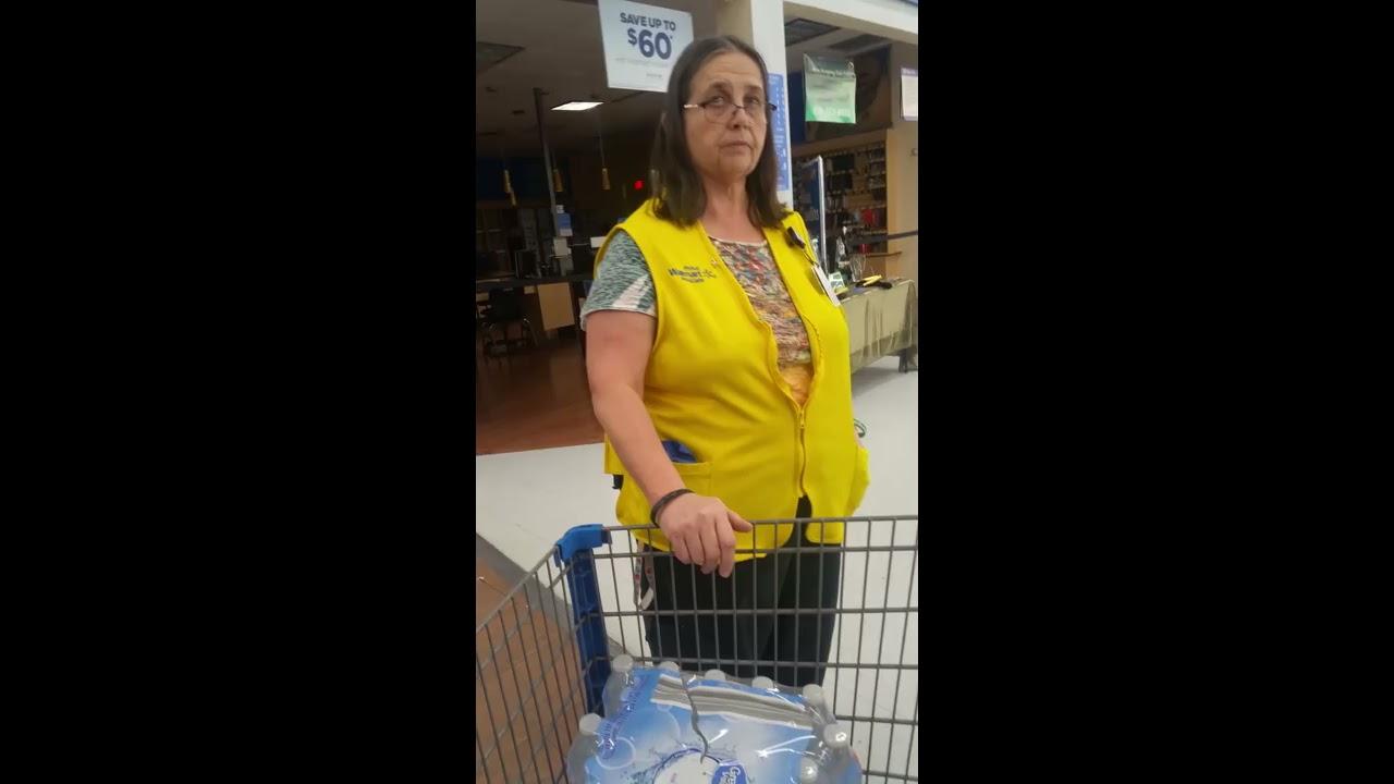 Walmart Receipt Check Refusal