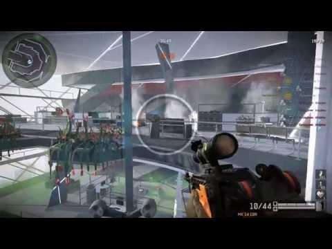 Видео Марафон за снайпера