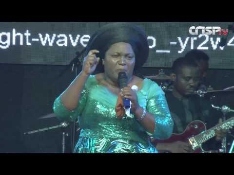 Chioma Jesus's Prophetic Ministration At Yudala Gospel Concert Owerri.