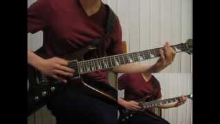 All That Remains - Passion (Guitar Cover)