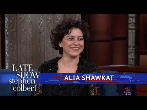 Alia Shawkat Shares Old