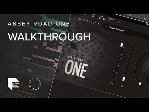 Walkthrough — Abbey Road One: Orchestral Foundations