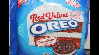 Red Velvet Oreo Review