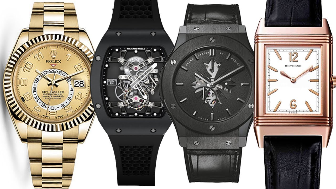 Reviewing Jay Z S Rolex Jlc Richard Mille Watch Collection