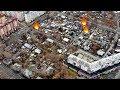На Маяке сгорели три дома
