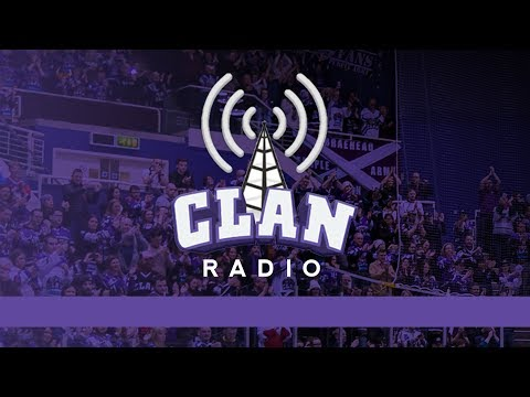 Clan Radio Live: Braehead Clan vs Coventry Blaze - 17/02/18