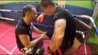 Бой блогеров. Дмитрий Шилов и Сергей Симонов