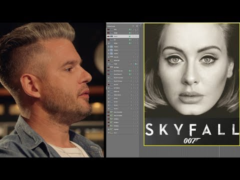 """Skyfall"" by Adele - Production with Paul Epworth"
