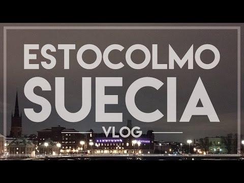 Viajar en Europa | Estocolmo - Suecia | Vlog | Jos Paredes