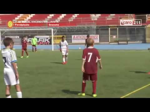 Icaro Sport. 7° Memorial Vincenzo Bellavista: Feralpisalò-Acc. Granata
