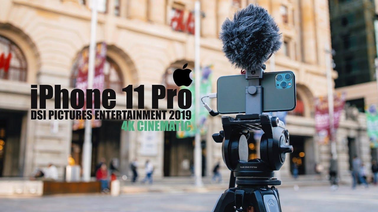 Photo of Apple iPhone 11 Pro Cinematic 4K Video Test – شركة ابل