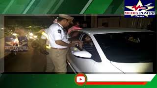 DRINK AND DRIVE CONDUCTED TIRUMALGIRI TRAFFIC POLICE AT JUBILEE HILLS