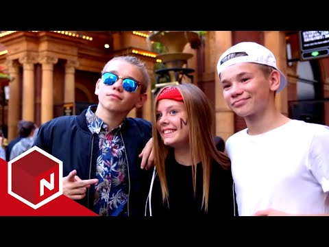 Marcus & Martinus - episode 5: Sverige og fans (English subtitles)