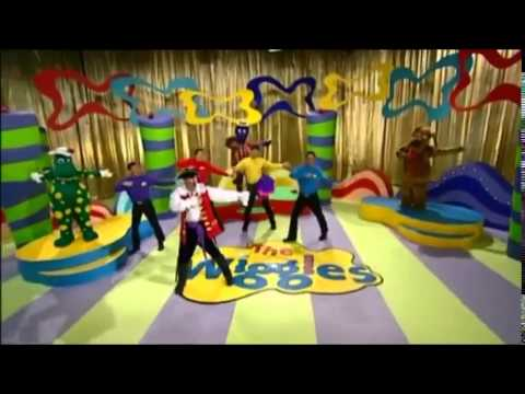 The Wiggles - Captain's Magic Buttons (2002)