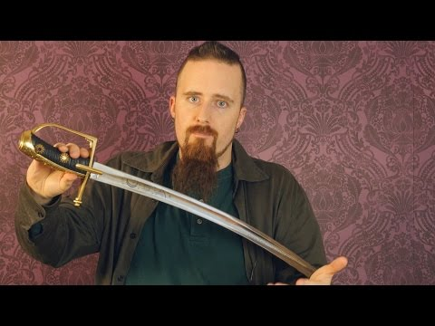 Review: Austro Hungarian saber by Universal Swords