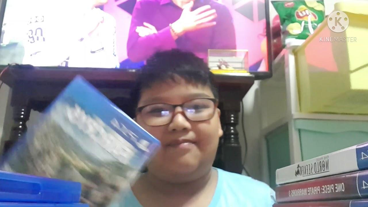 รีวิวแผ่นเกม PS4