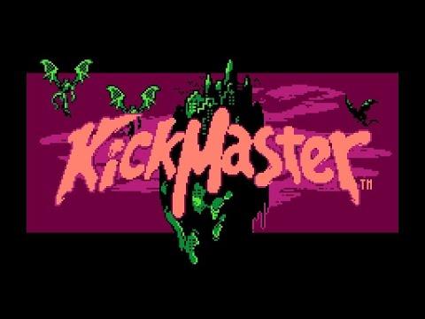KicK Master LongPlay (NES)