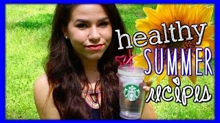 Healthy school and summer lunch ideas Thumbnail