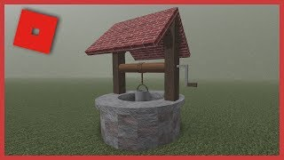 [ROBLOX Speed Build] - Old Well