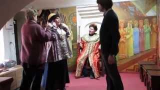 кастинг невест для Ивана Грозного (г. Александров)