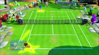 Sega Superstars Tennis - Gameplay (PS3) 720p