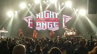 Night Ranger - Sister Christian - Boston - 5/28/19