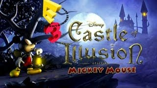 Castle of Illusion: Gameplay Demo (exclusive look)