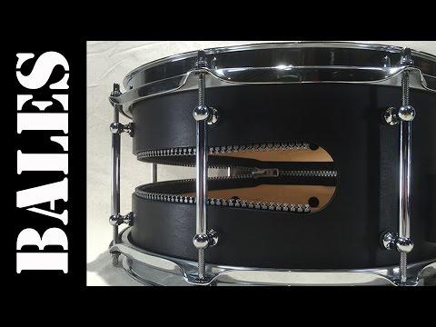 the zipper snare drum youtube. Black Bedroom Furniture Sets. Home Design Ideas